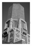 Jacob Riis Park -  Perspective view to west tower from the southwest