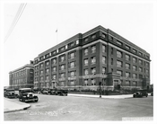 James Madison High School  - Bedford Ave and Quentin Rd. circa 1920