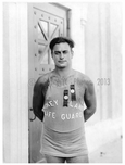 Joe W Fregenti - winner of the 100 yd dash 1922