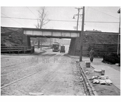 Junction Ave South at 44th Street 1928 Sunnyside - Queens NY