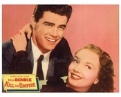 Kill the Umpire - Columbia Pictures Presents - Couples Promo - Vintage Posters