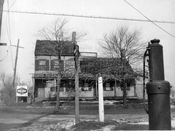 Kings Highway and Clarendon Road, northeast corner, East Flatbush section, 1923