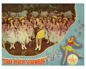 Lake Placid Serende Poster - A Republic Picture - Vintage Posters