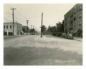 Lawerence & Maple Ave Flushing Queens 1938