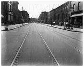 Lee Ave south from Heyward to Lynch St 1950