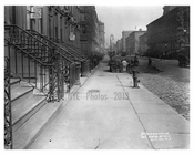 Lexington Avenue between 38th & 39th Streets 1911 - Upper East Side, Manhattan - NYC