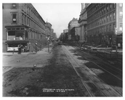 Lexington Avenue between 74th & 76th Streets - Upper East Side -  Manhattan NYC 1913