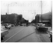 Liberty Ave east toward Bradford Street East New York 1965