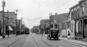 Liberty Avenue looking east from Warwick Street, 1925