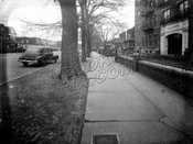 Linden Boulevard looking east from East 34th Street, 1940