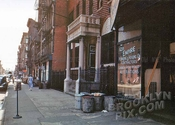 Looking from 128 Boerum Street, 1951