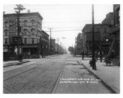 Lorimer & Metropolitan Ave - Williamsburg - Brooklyn, NY 1917