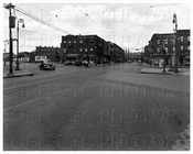 Lorimer St at Harrison & Union Ave 1944