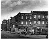 Lorimer St north east corner Harrison Ave at Union 1944