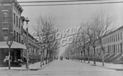 MacDonough Street looking west from Ralph Avenue, 1909