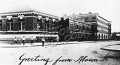 Macon Street looking west from Hopkinson Avenue to Saratoga Avenue, c.1910