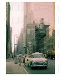 Madison Ave to East 38th Street 1950s