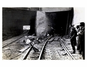 Malbone Street Tunnel Wreck Flatbush, Brooklyn 1918