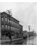 Manhattan Ave, north of Frost Street 1927