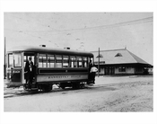 Manhattan Beach trolley