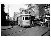 Manhattan & Bedford Ave -- Graham Trolley Line - Greenpoint
