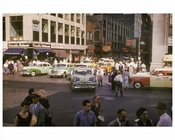 Manhattan Shopping 1960