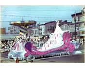 Mardi Gras on Surf Ave Coney Island 1947