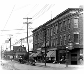 McDonald Ave north from Avenue I 1915