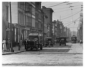 Meserole Street & Bushwick Ave - Williamsburg - Brooklyn , NY  1922
