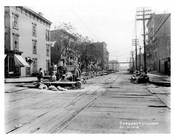 Metropolitan Ave East from Leonard Street -  Williamsburg - Brooklyn, NY  1918