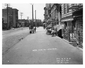 Metropolitan Ave  - Williamsburg Brooklyn, NY 1916