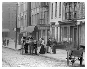 Metropolitan & Leonard - Williamsburg - Brooklyn, NY 1916