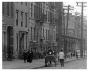 Metropolitan & Lorimer Street - Williamsburg - Brooklyn, NY 1916