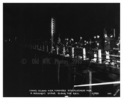 Midnight Fishing at Coney Island Pier - formerly Steeplechase Pier 1921