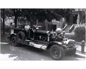 Midwood, Brooklyn Fire truck FDNY 1930s