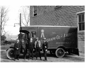 Midwood Vitagraph Movie Studio Truck 1915