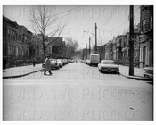 Miller Ave South facing Belmont Ave East New York 1965