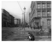 Montrose & Bushwick - Williamsburg - Brooklyn , NY  1922