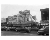 Nathan's on Surf Ave 1950's