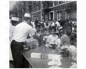 Nathans Famous Brownsville Powell St 1958