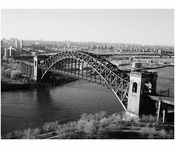 New York connecting RR - Hell Gate Bridge, Queens NY