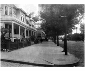 North Side of Surf Ave, looking east from west 21st Street 1914