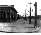 North side of Surf Ave, looking east from West 25th Street 1914