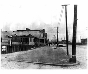 North Side of Surf Ave, looking east from west 29th Street 1914