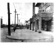 North Side of Surf Ave, Looking west from west 30th Street 1914