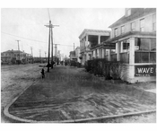 North Side of Surf Avenue looking west from W. 32nd street 1914