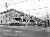 Northeast corner of Fuller Place and Prospect Avenue, 1928