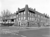 Northwest corner Windsor Place and 11th Avenue, 1928