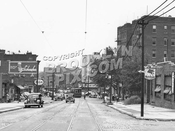 Nostrand Avenue south to Montgomery Street, October 23, 1946