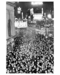 NYE in Times Square 1941 Manahattan NYC